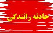 خودروی حامل اتباع افغانی دچار حادثه شد