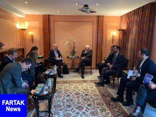 رایزنی ظریف با وزیران امور خارجه فنلاند و واتیکان در حاشیه اجلاس امنیتی مونیخ