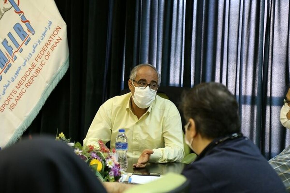 اجرای پروتکل سلامت لیگ های فوتبال ایران در فصل جدید