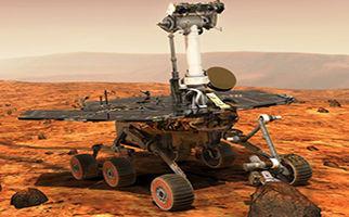نحوه نشستن ربات بر سطح مریخ + فیلم