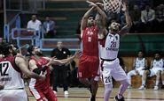 لیگ برتر بسکتبال| پیروزی میلیمتری شهرکرد مقابل شهرداری بندرعباس
