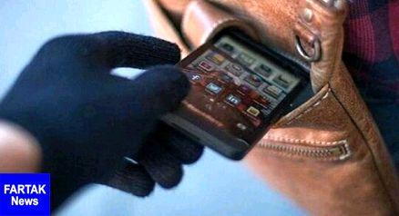 موبایل قاپ حرفه ای در دام پلیس کرمانشاه