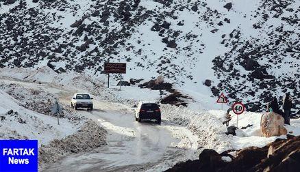 آخرین وضعیت جوی جاده های کشور/ کولاک در برخی محورها