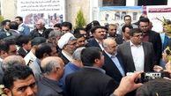 بازدید استاندار کرمان از منطقه ویژه اقتصادی سیرجان