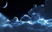 نمای زیبایی از آسمان خلیج فارس از لنز دوربین یک فضاپیما + فیلم