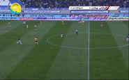 خلاصه بازی سیاه جامگان 0 - 5 سپاهان + فیلم