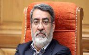 وزیر کشور: اگر کسی به حقوق ایران تجاوز کند ما پاسخش را میدهیم