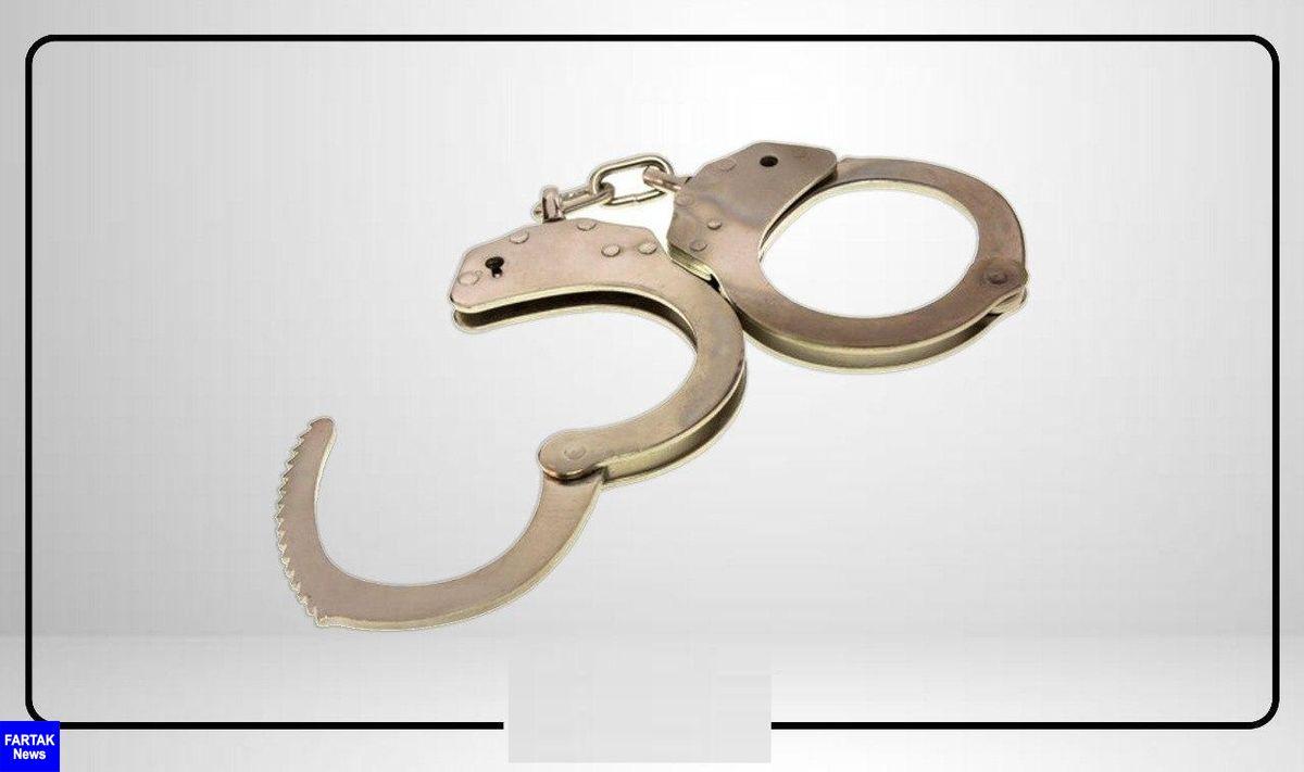 دستگیری ۳سارق در کانال کولر
