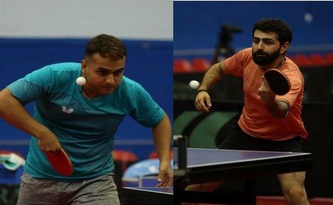معرفی ۳ ملیپوشان اعزامی ایران به مسابقات تنیس روی میز قهرمانی جهان