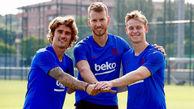 ترکیب احتمالی و مخوف بارسلونا برای فصل آینده + عکس