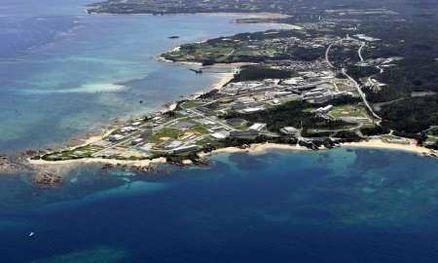 بخشهایی از اراضی اوکیناوای ژاپن از نظامیان آمریکایی تخلیه شد