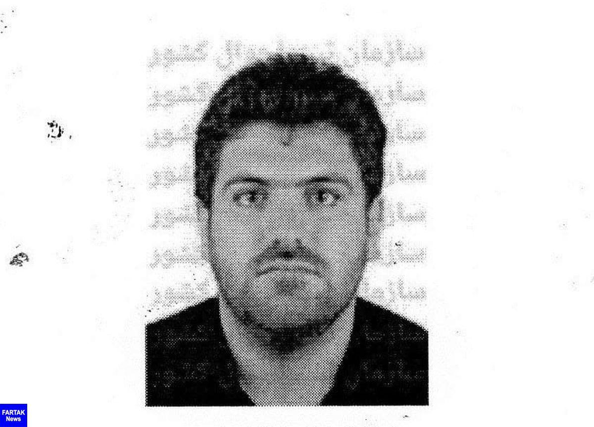 انتشار تصویر قاتل متواری برای شناسایی