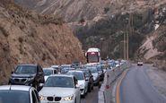 ترافیک سنگین و نیمهسنگین در اکثر محورها/ اعمال محدودیتهای ترافیکی در چالوس و هراز از فردا