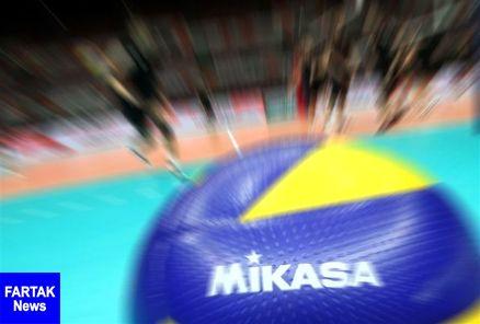 داوران هفته سوم و چهارم لیگ ملتهای والیبال مشخص شدند