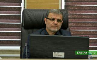 نشست رسانهای مدیرکل اداره صنعت، معدن و تجارت استان کرمانشاه