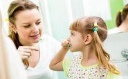 روش هایی طلایی برای تشویق کودکان به مسواک زدن
