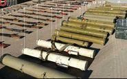 کشف موشکهای تاو آمریکا در انبارهای داعش