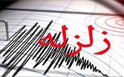زلزله ۳.۹ ریشتری دریای خزر در بیله سوار احساس شد