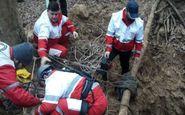 جوان 24 ساله برای یافتن گنج به ته چاه رفت!