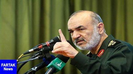 سردار سلامی: دشمن از توانمندیهای موشکی ایران میهراسد