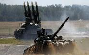 حرکت تانک های روسیه به سمت عراق