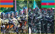 فوری/ارمنستان و آذربایجان اعلام آتش بس کردند