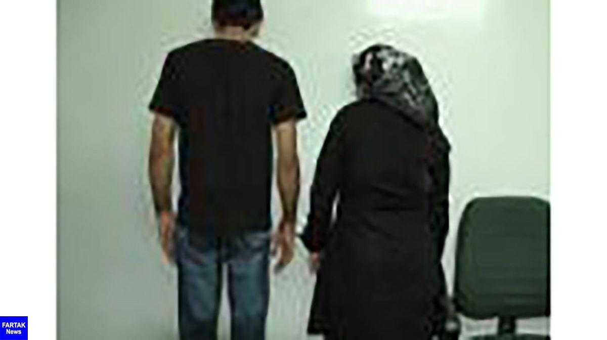بازداشت زوج بابلی که جادوگر بودند