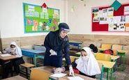 ممنوعیت حضور معلمان واکسن نزده در مدارس