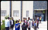 مرور خاطرات هشت سال دفاع مقدس برای کودکان کار در شیراز