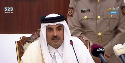 امیر قطر در نشست شورای همکاری خلیج فارس شرکت نمیکند