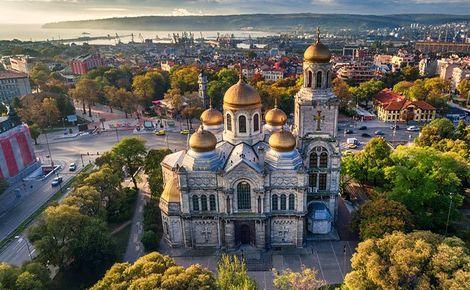 همه آنچه که باید از شهر وارنا در بلغارستان بدانید