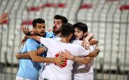 ایران با پیراهن سفید مقابل عراق سبزپوش