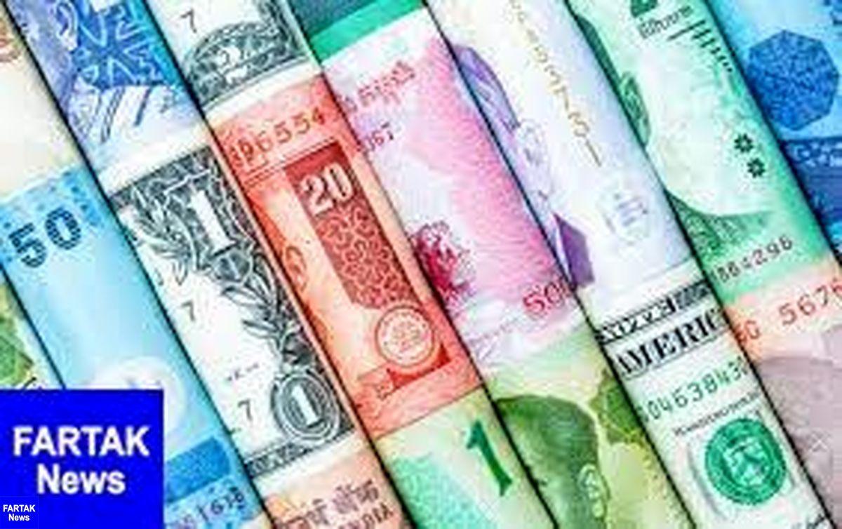 نرخ رسمی یور،پوند و دلار امروز «چهارشنبه ۲۵ دی ماه ۹۸»