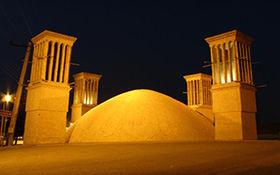 نظر گردشگران خارجی درباره شهر یزد + فیلم