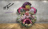 خرید تاج گل ترحیم و انواع تاج گل که طرفداران زیادی دارند بصورت آنلاین!