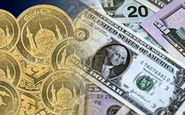 ادامه کاهش قیمت در بازار طلا و ارز