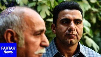 واکنش پرویز پرستویی به بازیگر شدن پسرش +عکس