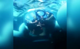 اسنپ به مقصد کف اقیانوس
