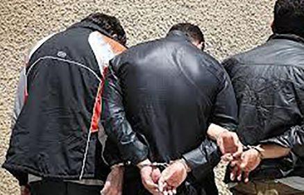 این 3 پسرعمو وارد خانه های کرجی ها می شدند و دست به کار کثیفی می زدند
