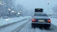 وقوع سیل، برف و کولاک در 6 استان