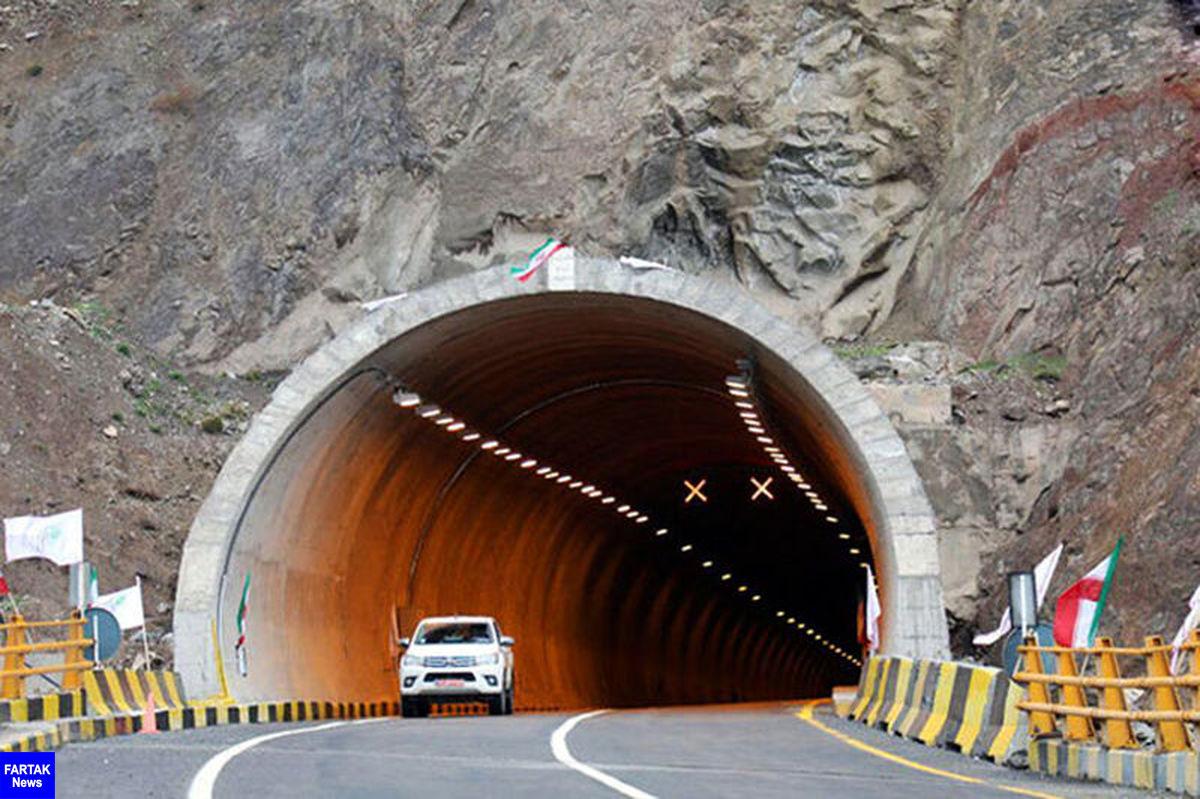 جاده هراز شبهای ۱۲ و ۱۳ مرداد مسدود میشود