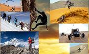 بی نظیر بودن پاراگلایدر سواری بر روی تپه اردشیر یزد در دنیا