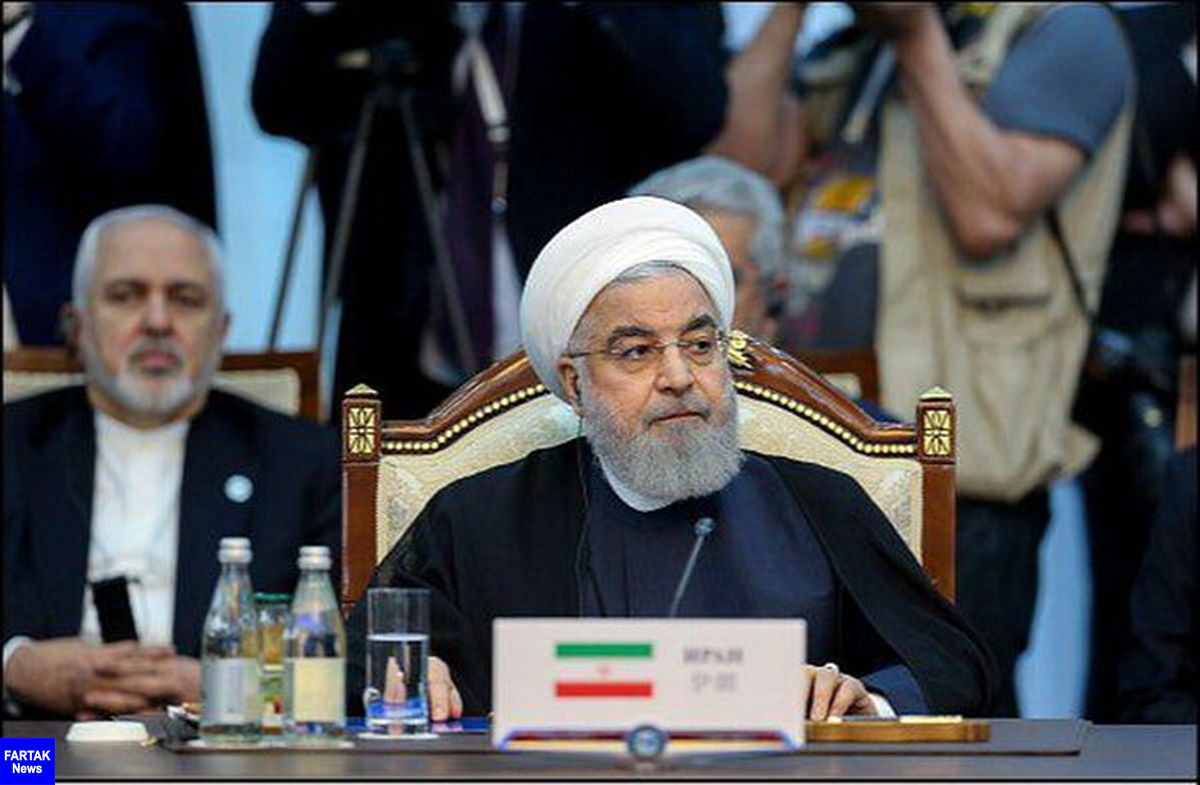 روحانی: آمریکا به تهدیدی جدی برای ثبات منطقه و جهان تبدیل شده است