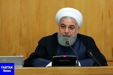 کسی نمیتواند ملت بزرگ ایران را به زانو درآورد