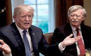 ترامپ اسامی گزینههای جانشینی بولتون را اعلام کرد