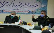 آمادگی پلیس کرمانشاه برای کنترل تردد 500 هزار زائر اربعین از مرز خسروی