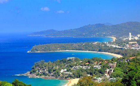 معروف ترین سواحل تایلند