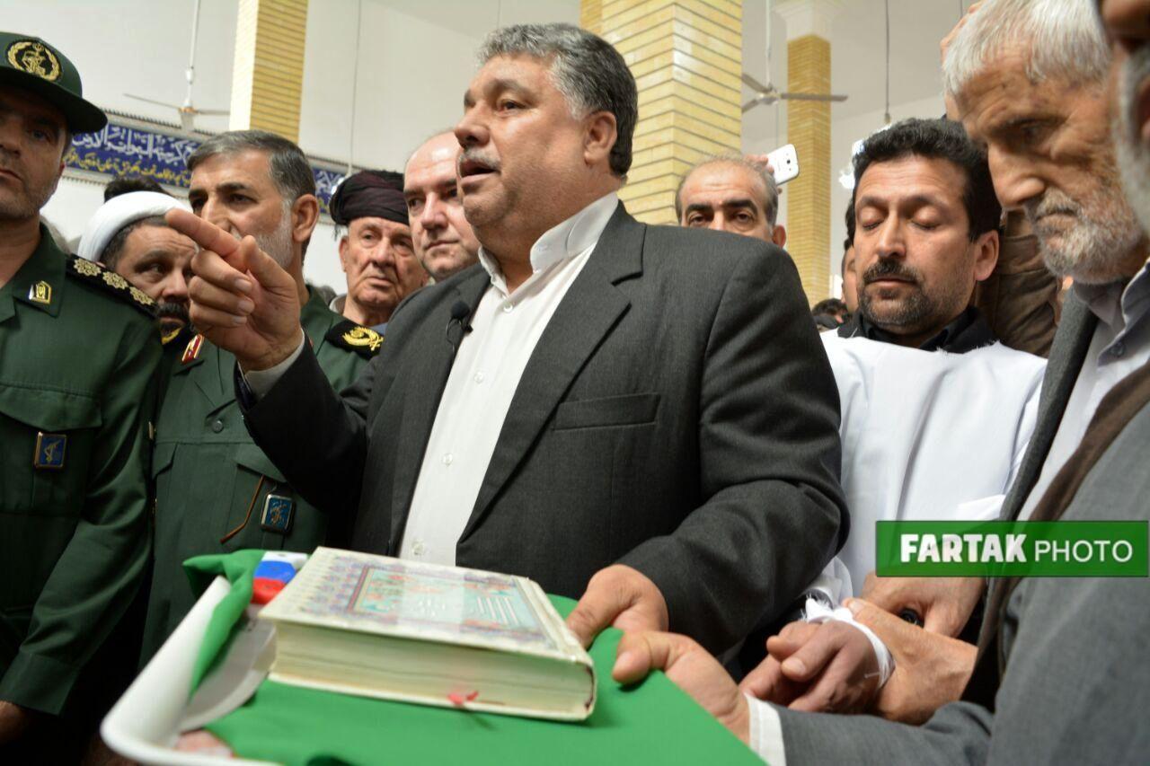 عباس عربی