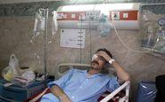 تصاویری از مجروحان حوادث اخیر تهران