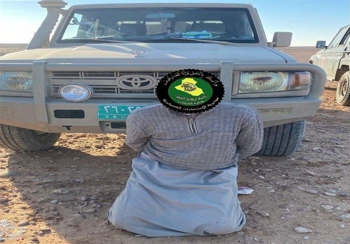 بازداشت سرکرده داعش در الانبار عراق